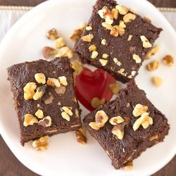 Raw Brownies recipe