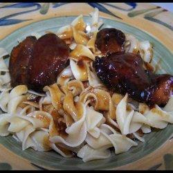 Easy Crock Pot Teriyaki Chicken recipe
