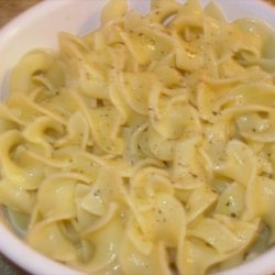 Butter Noodles recipe