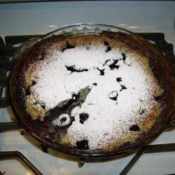Blackberry Pudding Cake recipe