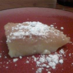 Lemon Custard Pudding Cake recipe