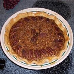 Pecan Pie I recipe