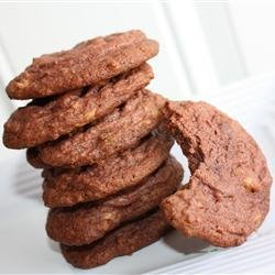 Chocolate Peanut Butter Pudding Cookies recipe