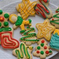 Sour Cream Sugar Cookies I recipe