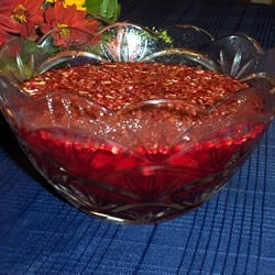 Cranberry Gelatin Salad I recipe