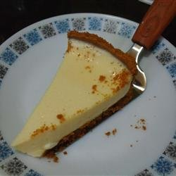 No Bake Lemon Cheesecake recipe