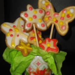 Old Fashioned Sugar Cookies in a Jar recipe