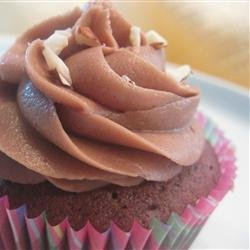 Chocolate Cupcakes with Caramel Frosting recipe
