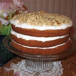 Sour Cream Banana Cake recipe