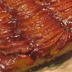 Ukrainian Apple Cake (Yabluchnyk) recipe
