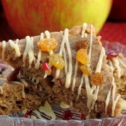 Apple Butter Bars recipe