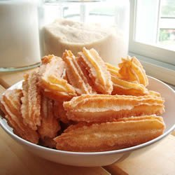 Churros II recipe