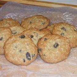 Old Fashioned Oatmeal Cookies recipe