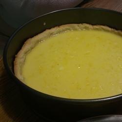 Down Under Lemon Tart recipe