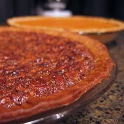 New Orleans Chocolate Bourbon Pecan Pie recipe
