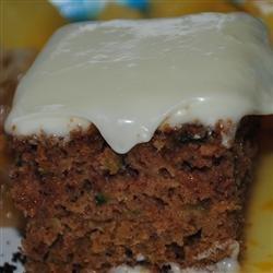 Zucchini Cake II recipe