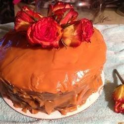 Caramel Cake I recipe