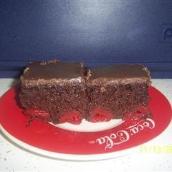 Chocolate Cherry Cake I recipe