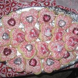 Super Sugar Cookies recipe