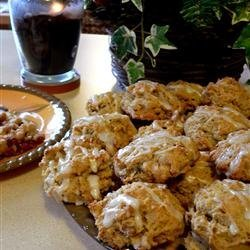 Persimmon Cookies recipe