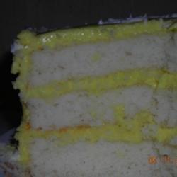 Lemon Fluff Cake recipe