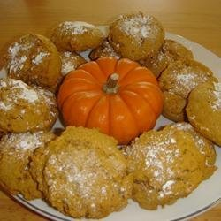 Pumpkin Cookies II recipe