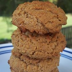 Honey Wheat Cookies recipe