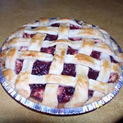 Cranberry Apple Pie II recipe