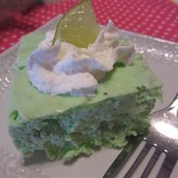 Lime Gelatin Salad I recipe