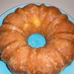 Lemon Wow Cake recipe