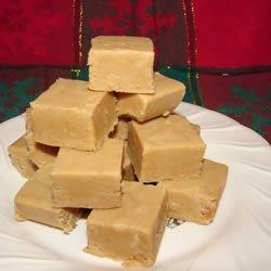 Peanut Butter Fudge III recipe