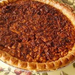 English Walnut Pie recipe