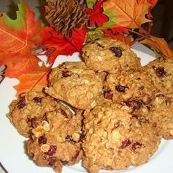 Autumn Harvest Cookies recipe