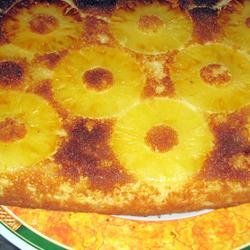 Pineapple Cake I recipe