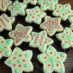 Sugar Cookies V recipe