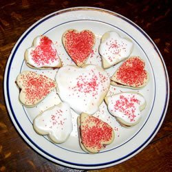 Sugar Cookies I recipe