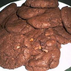 Chocolate Toffee Cookies I recipe