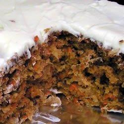 Carrot Cake VIII recipe