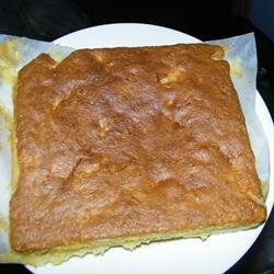 Pineapple Cake III recipe