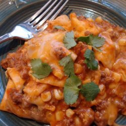 Cheesy Beef Taco Skillet recipe