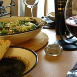 Italian Bread Dip recipe