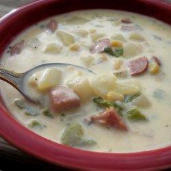 Sausage and Potato Soup recipe