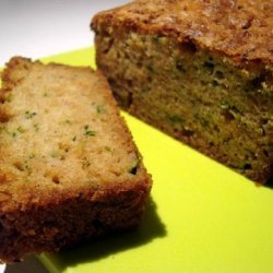 Mary's Best Zucchini Bread recipe