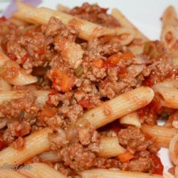 REAL  Italian Bolognese Sauce recipe