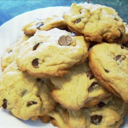 Julie's Chocolate Chip Cookies recipe