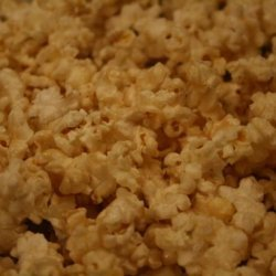 Super Fast, Delicious, Easy, and Ooey Gooey Caramel Corn recipe