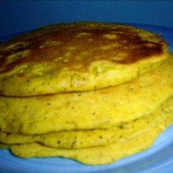 Socca (Provencal Savory Chickpea Pancake) - Gluten-Free recipe