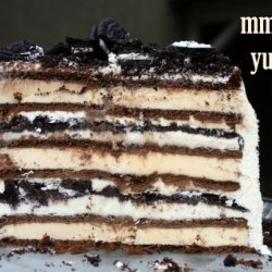 3 Ingredient Ice Cream Sandwich Cake recipe