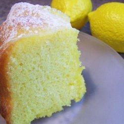 Ma's Lemon Cake recipe
