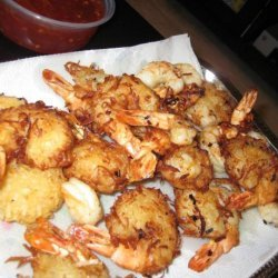 Hawaiian Coconut Shrimp recipe